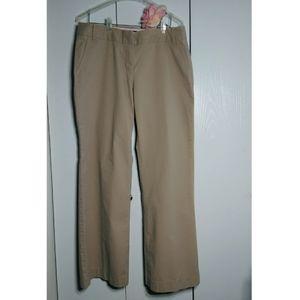 J.Crew  Woman pants. Size 12R.City Fit